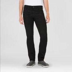 DENIZEN from Levi's 216 Slim Jeans - Onyx 34x30